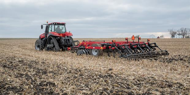 Case IH Disk Rippers