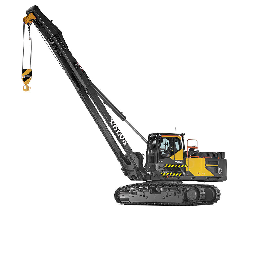 Volvo construction equipment available at Redhead Equipment