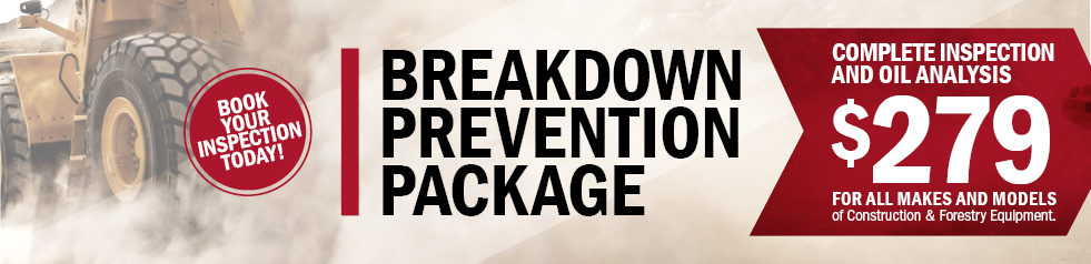 Breakdown Prevention Package