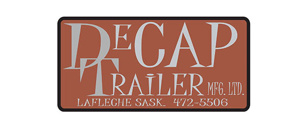 DeCap Trailer Logo