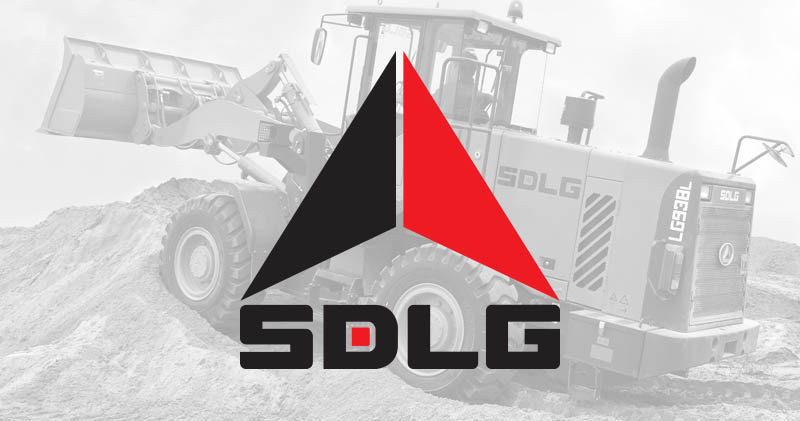 SDLG Logo with background