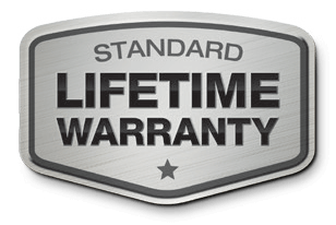 Standard Lifetime Warranty